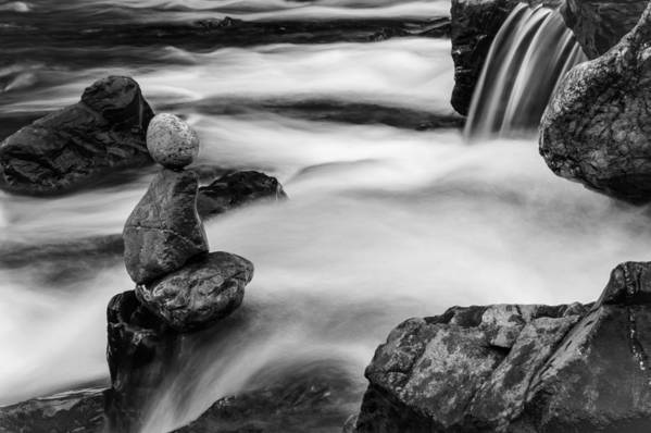 River Art Print featuring the photograph Mystic River S2 Iv by Marco Oliveira