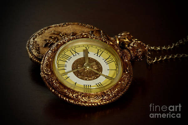 Old Grandfather Time Art Print featuring the photograph Old Grandfather Time by Inspired Nature Photography Fine Art Photography