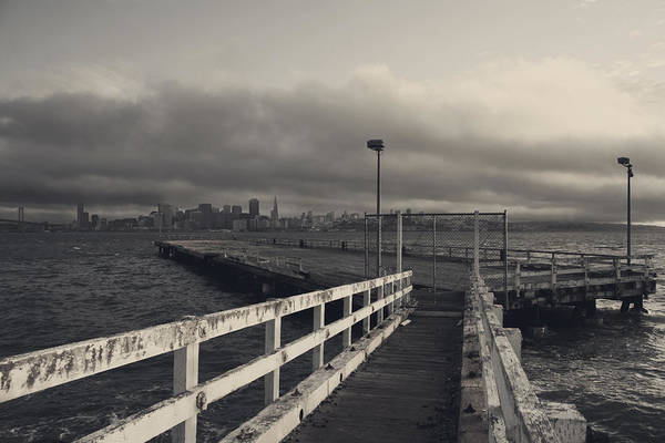 Treasure Island Art Print featuring the photograph On And On by Laurie Search