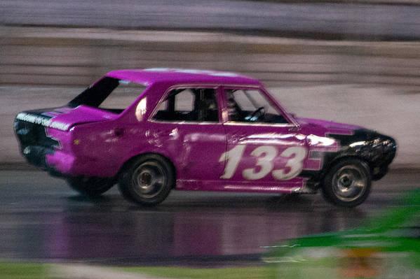 Lanscape Art Print featuring the photograph Race Car by Joris Shaw