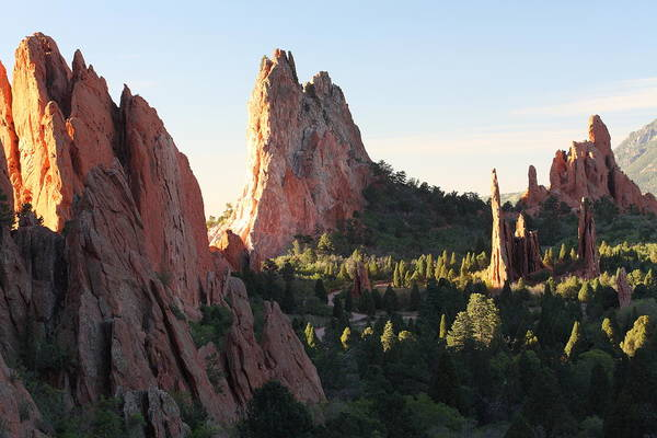 Colorado Art Print featuring the photograph Rock Of Ages by Eric Glaser