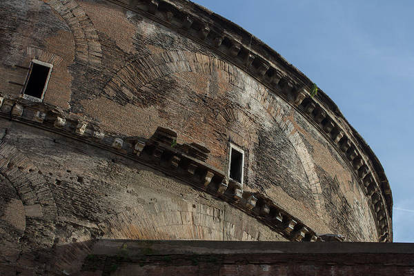 Rome Art Print featuring the photograph Roman Pantheon IIi by Duomo Photography
