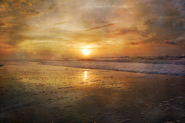 Topsail Art Print featuring the photograph Serene Outlook by Betsy Knapp