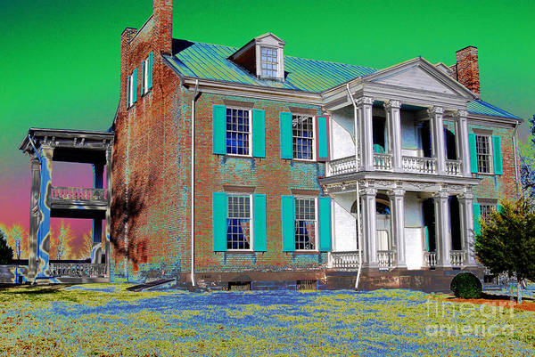 Civil War Art Print featuring the photograph Spirits Of The Civil War by Francine Hall