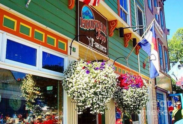 4th Of July Art Print featuring the photograph Summer In Crested Butte by Trisha Buchanan