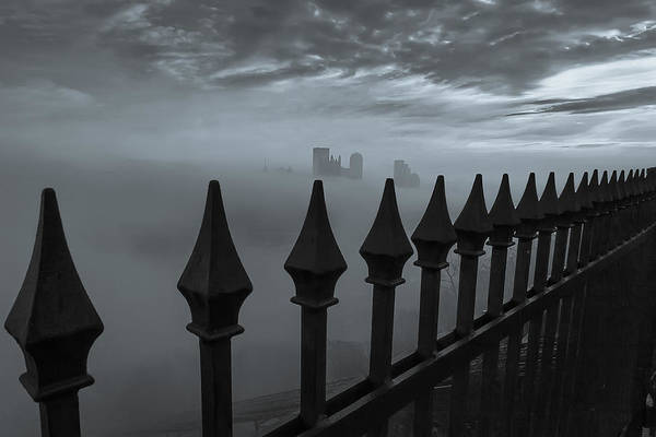 Pittsburgh Art Print featuring the photograph The Dark Night by Jennifer Grover
