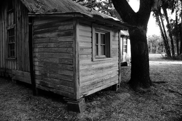 Cracker Cabin Art Print featuring the photograph The Guest Room by David Lee Thompson