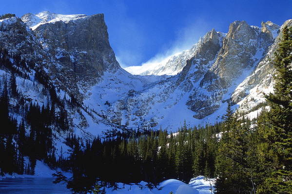 Colorado Art Print featuring the photograph The Power And The Glory by Eric Glaser
