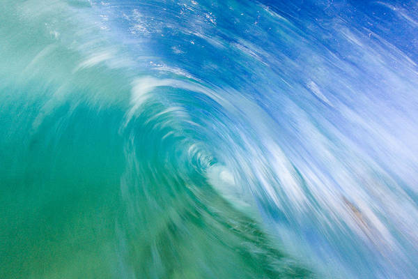 Wave Art Print featuring the photograph Twist by Doug Falter
