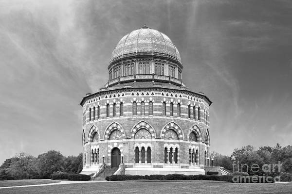 New York Art Print featuring the photograph Union College Nott Memorial by University Icons