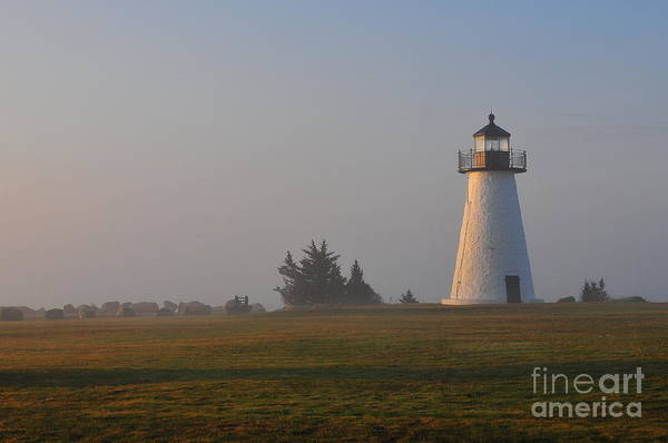 Lighthouse Art Print featuring the photograph Where Peace Belongs by Catherine Reusch Daley