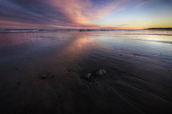 York Print featuring the photograph York Beach by Eric Gendron