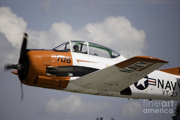 Air Show Art Print featuring the photograph Air Show 6 by Darcy Evans