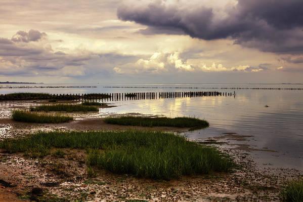 Wadden Sea Art Print featuring the photograph Kampen - Sylt by Joana Kruse