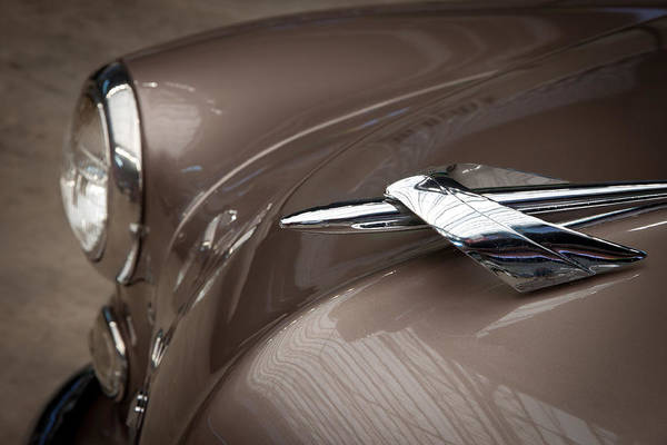 Automobiles Art Print featuring the photograph 1949 Mercury by James Woody
