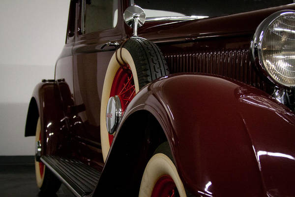 33 Art Print featuring the photograph 1933 Dodge Dp Rs 2 Door Coupe by David Patterson