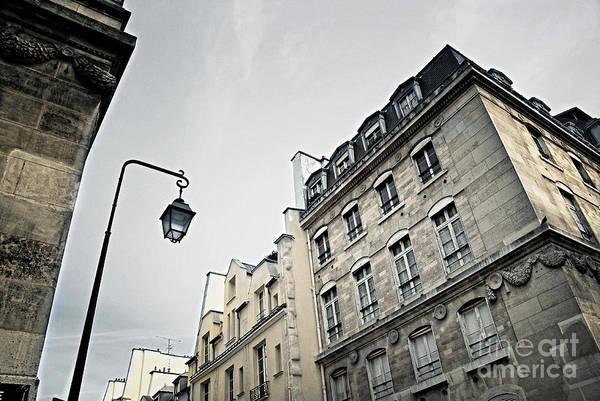 Paris Art Print featuring the photograph Paris Street by Elena Elisseeva