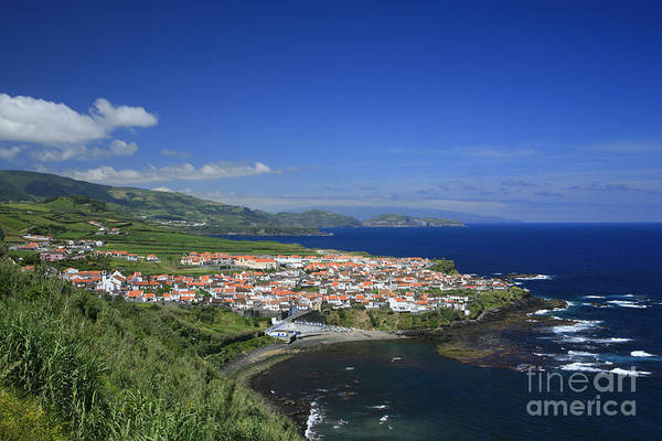 Azores Islands Art Print featuring the photograph Maia - Azores Islands by Gaspar Avila
