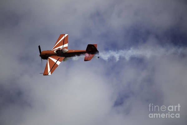 Air Show Art Print featuring the photograph Air Show 3 by Darcy Evans
