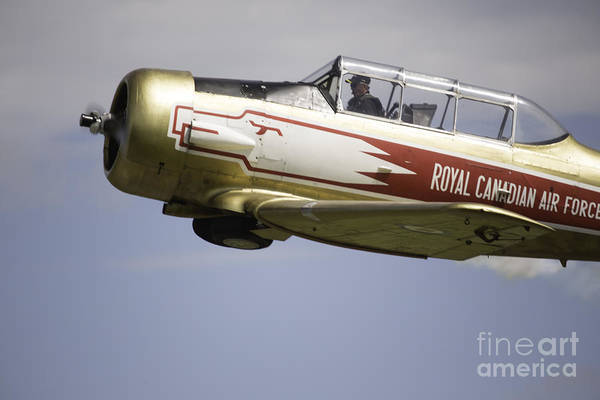 Air Show Art Print featuring the photograph Air Show 7 by Darcy Evans