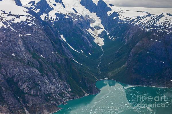 Frederick Sound Art Print featuring the photograph Alaska Coastal by Mike Reid