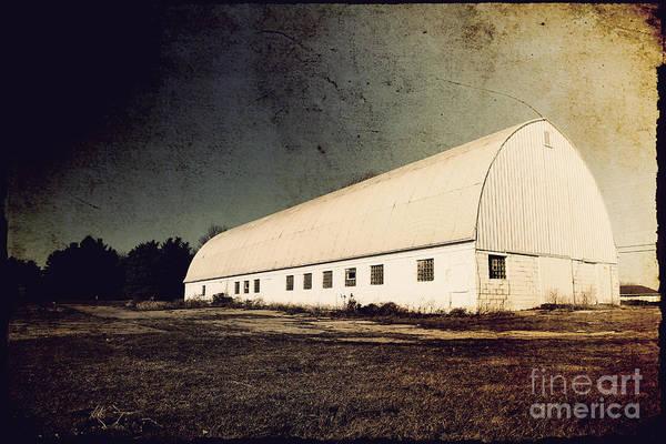 Barn Art Print featuring the photograph Appleton Barn by Joel Witmeyer