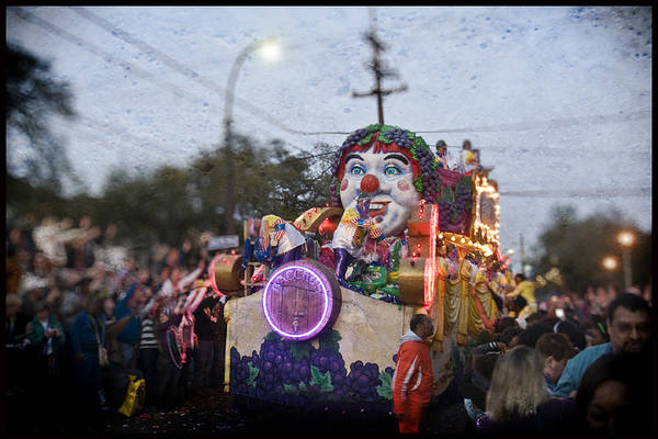 Bacchus Art Print featuring the photograph Bacchus In Bokeh by Ray Devlin