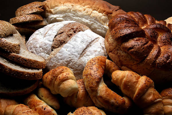 Bake Art Print featuring the photograph Bakery by Vladimir Veljanovski