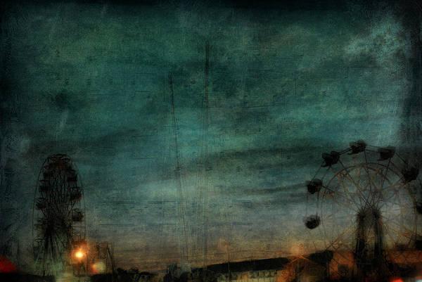 Dark Circus Art Print featuring the photograph Circus Symphony by Sharon Kalstek-Coty