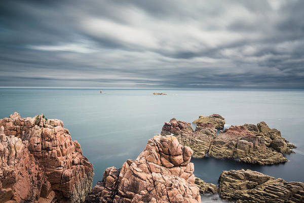 Horizontal Art Print featuring the photograph Coast Of North by ArnaudBallay