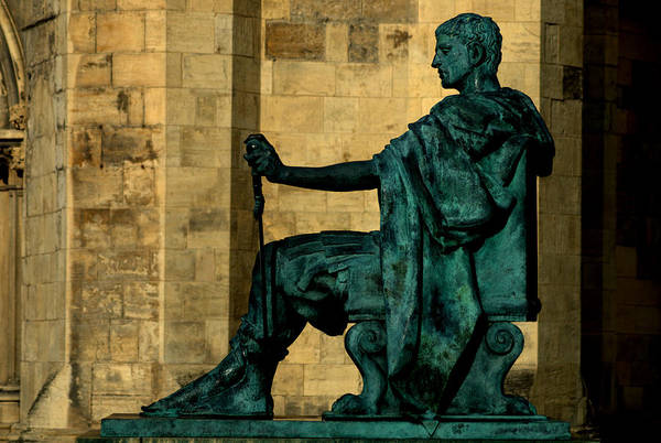 Art Print featuring the photograph Constantine 1 by Doug Selig