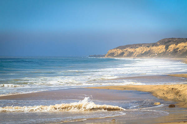 Crystal Cove Art Print featuring the photograph Crystal Cove Beach by Dina Calvarese