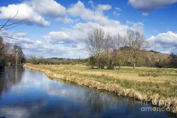 Beautiful Art Print featuring the photograph English Countryside by Jane Rix
