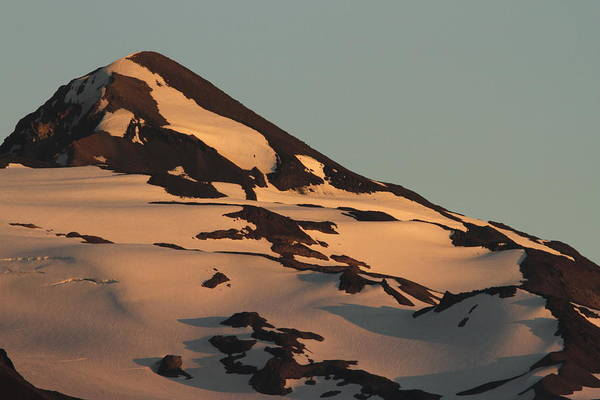 Middle Sister Art Print featuring the photograph Evening Into Night by Laddie Halupa