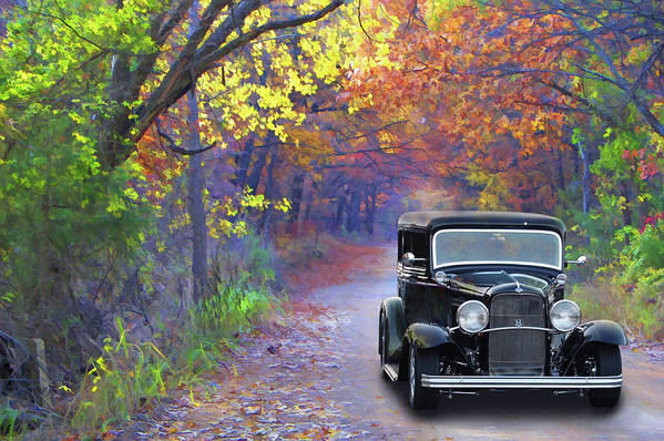 32 Art Print featuring the photograph Fall 32 by Bill Dutting