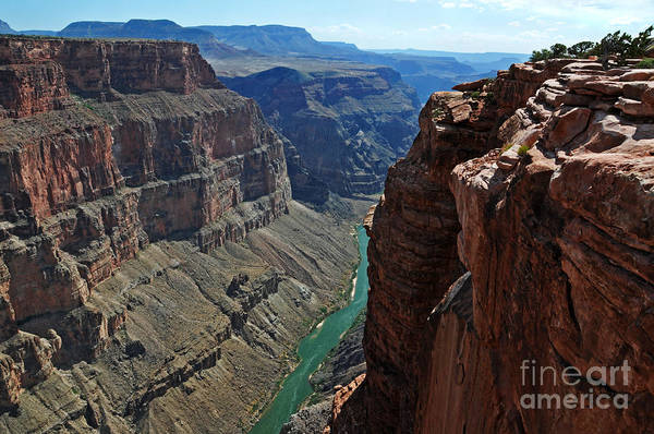 Grand Canyon Art Print featuring the photograph Grand Canyon View by Vivian Christopher