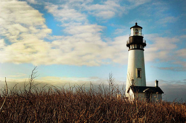 Lighthouse Art Print featuring the photograph Guiding Me Home by Becky Thompson