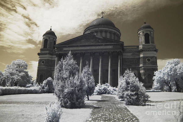 Hungary Art Print featuring the photograph Hungarian Ministry by Eileen Mandell
