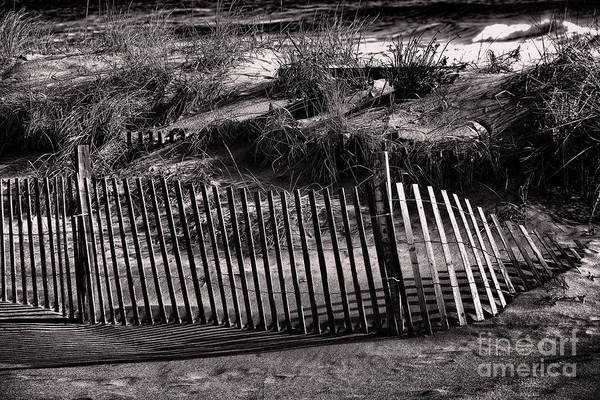New Jersey Art Print featuring the photograph Jersey Shores II by Chuck Kuhn