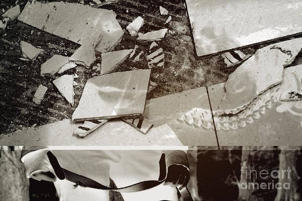 Knecht Art Print featuring the photograph Knecht by Alexandria Ortiz