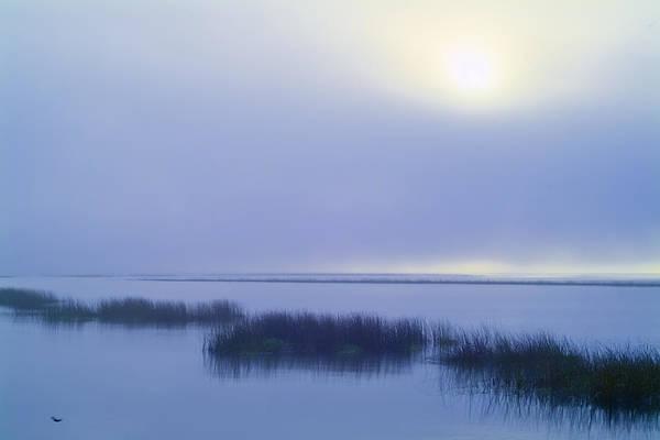 Lake Art Print featuring the photograph Lake Okeechobee Morning by Patrick M Lynch