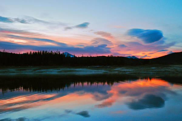 Colorado Print featuring the photograph November Sunrise by Bob Berwyn