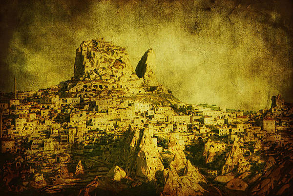 Cappadocia Art Print featuring the photograph Persian Empire by Andrew Paranavitana