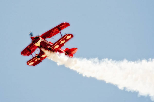 Pitts Special Art Print featuring the photograph Pitts Special 3 by Gary Rose