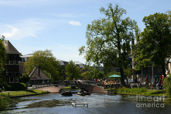 Riverside Art Print featuring the photograph Riverside Afternoon by David Wong