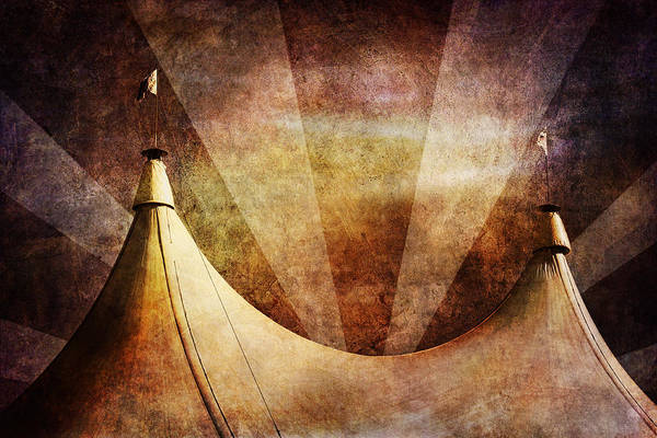Circus Art Print featuring the photograph Showtime by Andrew Paranavitana