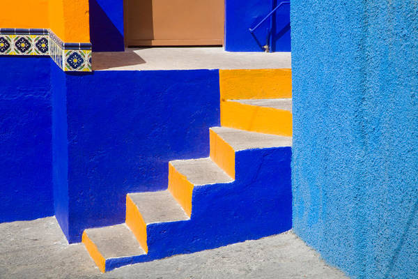 Central Mexico Art Print featuring the photograph So Many Angles by Eggers Photography