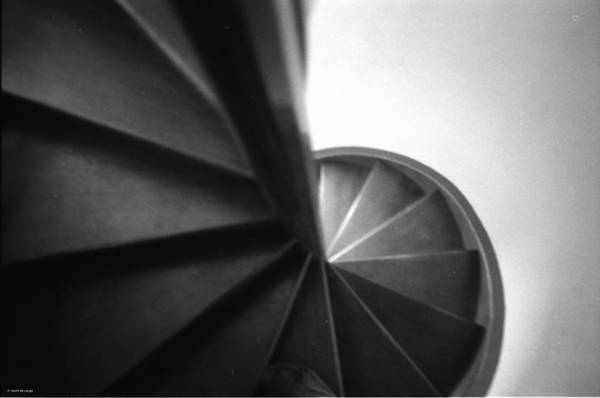 Staircase Art Print featuring the photograph Staircase by Gerrit De Lange