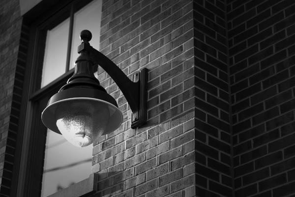 Streetlight Art Print featuring the photograph Streetlamp by Eric Gendron