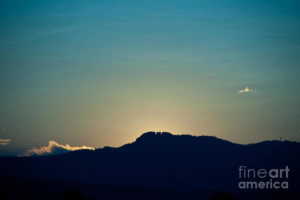 Fort Collins Art Print featuring the photograph Sunset At Horsetooth Rock by Harry Strharsky
